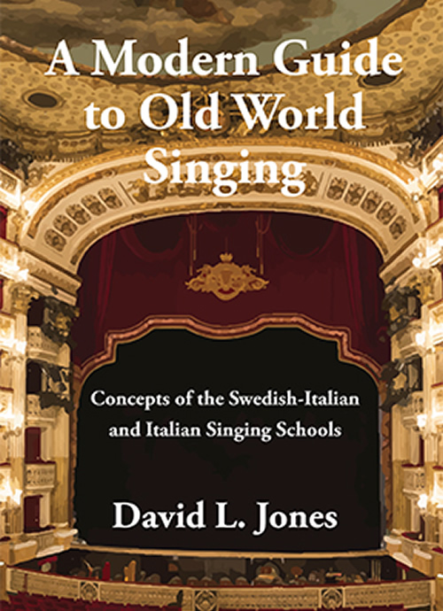 A modern guide to old world singing | David Jones
